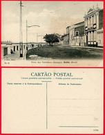 Brazil Bahia 1910s Postcard Porto Dos Tainheiros In Itapagipe SalvadorEditor J. Mello Nº 22 Unused - Salvador De Bahia