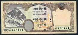 NEPAL P66b 500 RUPEES 2010 Signature 16     FINE Few P.h. - Nepal