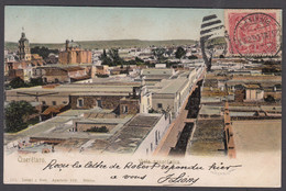 Mexico - QUERETARO - Vista Panoramica - Posted 1906 - Mexique