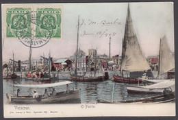 Mexico -  VERACRUZ El Puerto - 1908 - Mexique