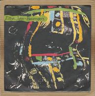 "7"" Single, Elton John - Passengers - Disco, Pop"