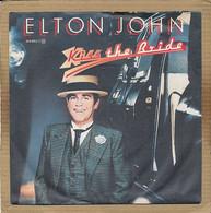 "7"" Single, Elton John - Kiss The Pride - Disco, Pop"