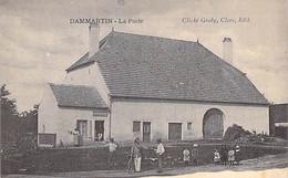77 - DAMMARTIN : La Poste ( PTT ) Animation - CPA - Seine Et Marne - Other Municipalities