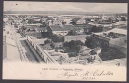 Mexico - TAMPICO - Lado Oriente - Used 1907 - Mexique