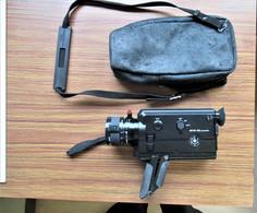 210514 - Camera 614-xl Macro - Fonctionne Encore - Werkt Nog - Pellicole Cinematografiche: 35mm-16mm-9,5+8+S8mm