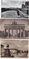 DC5330 - Ak Lot 3 Karten BERLIN - Otros