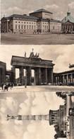 DC2855 - Ak Lot 3 Karten BERLIN - Otros