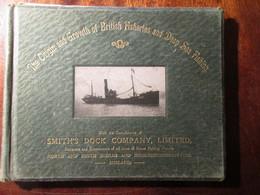The Origin And Growth Of British Fischeries And Deep Sea Fishing - G. Edwards - Visserij Zeevisserij - Europa