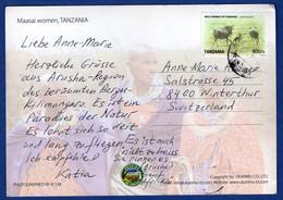 Ansichtskarte (aa6997) - Tanzania (1964-...)