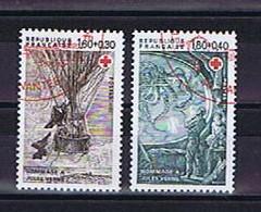 France, Frankreich 1982: Michel-Nr. 2367-2368C  Obl., Used, Gestempelt, T. De Carnet, Booklet Stamps, Heftchenmarken - Gebraucht