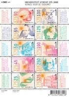 Nederland NVPH 2792-01 V2792-01 Vel Universiteit Utrecht 2011 Postfris MNH Netherlands - Unused Stamps