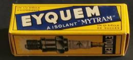 Ancienne Bougie EYQUEM Jamais Servie Neuve En Boîte N 112 - Moto