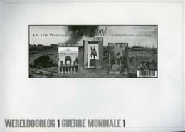 België BL162 MV - Gem. Uitgifte Met Nieuw-Zeeland - Eerste Wereldoorlog - Guerre Mondiale -Opl.: 60 Ex - Zeldzaam - Rare - Ministervelletjes