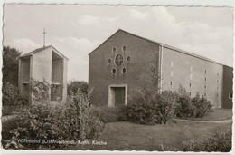 AK Wittmund/Ostfriesland, Kath. Kirche Um 1960 - Wittmund