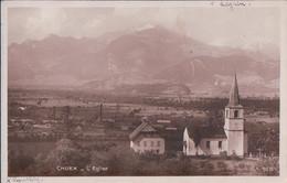 Choex Monthey VS, Eglise (9836) - VS Valais