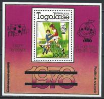 Togo YT Bloc ? Neuf Sans Charnière XX MNH Football - Togo (1960-...)