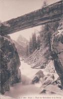 Val D'Anniviers Zinal VS, Pont Du Belvédère (8304) - VS Valais