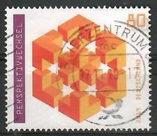 BRD 2020  Mi.Nr. 3497 , Perspektivwechsel - Gestempelt / Fine Used / (o) - Usados