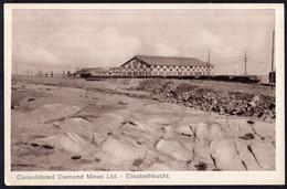 Namibia - Circa 1910 - Postcard - Consolidated Diamond Mines Ltd. - Elisabethbucht - A1RR2 - Namibia
