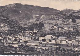 Porretta Terme - Panorama Viaggiata 1952 - Bologna