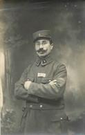 FRIEDRICHSFELD CARTE PHOTO CAMP DE PRISONNIERS  SOLDAT DEMARCHELIER A SON CAMARADE EMILE REMES - Weltkrieg 1914-18