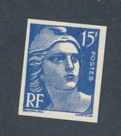 FRANCE - NON DENTELE N° 886 NEUF** SANS CHARNIERE - COTE MINI : 20€ - 1951 - Non Dentellati