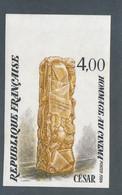 FRANCE - NON DENTELE N° 2299a) NEUF** SANS CHARNIERE AVEC BORD DE FEUILLE - COTE MINI : 80€ - 1984 - Non Dentellati