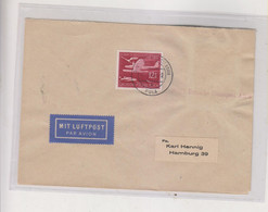 CROATIA GERMANY POLA PULA 1944 DEUTSCHE DIENSTPOST ADRIA Airmail Cover - Kroatien