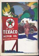 (pagine-pages)PUBBLICITA' TEXACO  Le Vied'italia1937/05. - Other