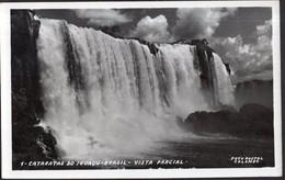 Brasil - Circa 1950 - Cartão Postal - Cataratas Do Iguaçu - A1RR2 - Altri