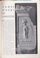 (pagine-pages)I MUSEI DI AREZZO  Le Vied'italia1937/05. - Other