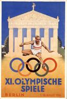 Berlin - Olympisches Dorf - 11.8.36 - Österreichischen Olympia Fond - Olympische Spielen - Zonder Classificatie