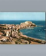 2B- Haute Corse -  Calvi - Cpm - Vue Panoramique Aérienne , La Citadelle , Port Et Plage - Calvi