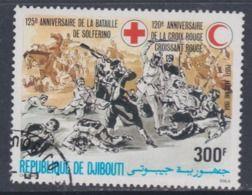 PMo - Djibouti N° PA 207° (cote 6.00) - Yibuti (1977-...)