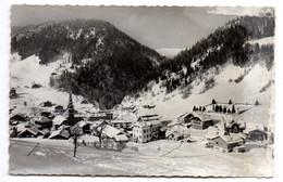 LA CLUSAZ--1965--Vue Générale ..........timbre....cachet........à Saisir - La Clusaz