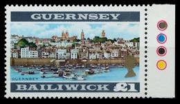 GUERNSEY 1969 Nr 23A Postfrisch SRA X8712C6 - Guernsey
