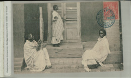 Madacascar Tananarive- Joueur De Valiha Et Danseuse  ( Mai 2021 143) - Madagascar