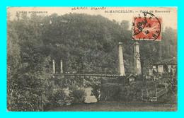 A877 / 475 38 - SAINT MARCELLIN Pont De Beauvoir - Saint-Marcellin