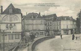 """CPA FRANCE 46 """" Gourdon, Place Du 4 Septembre """" - Gourdon"""
