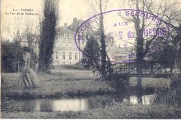 GUERRE 14-18 COMITE DE SECOURS AUX BLESSES DE GUERRE VANNES MORBIHAN Du 18-9-18 - Guerre De 1914-18
