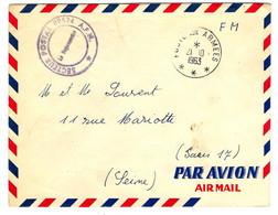 47090 - Du S.P. 89524 - War Of Algeria