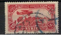 SYRIE  N°  YVERT  :   PA 56   OBLITERE     ( OB  9 / 60 ) - Poste Aérienne
