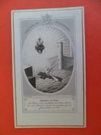 Image Pieuse +ou- Vers 1900  Religion Catholique Marine L'heureuse Traversée Arrivée Au Port Coeur Jesus Ed. BONAMY N° 8 - Religion & Esotericism