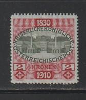 Autriche - YT N° 133 Neuf* (cote 210 Euros) - Nuevos
