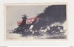 Au Plus Rapide WW2 Graf Spee Montévidéo Beau Format 7 Par 11 Cm Très Bon état - Guerre, Militaire