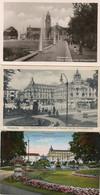 DC3779 - Ak Lot 3 Karten Wiesbaden - Wiesbaden
