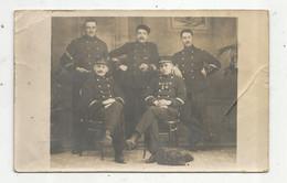 Cp , Carte Photo , Militaria ,militaires , Marine ,ancre ,médailles , Vierge - Personnages