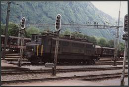 Photo Format CPSM - Suisse - Motrice électrique N° 10922 - Voir Scan - Trains