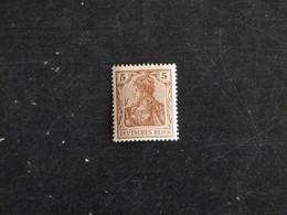 ALLEMAGNE GERMANY DEUTSCHLAND DEUTSCHES REICH YT 119 * - GERMANIA - Unused Stamps