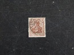 ALLEMAGNE GERMANY DEUTSCHLAND DEUTSCHES REICH YT 119 OBLITERE - GERMANIA - Used Stamps